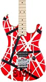 EVH Stripe 5150 Red - Red / Black + White Stripes