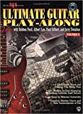 Ultimate Guitar Play-Along, Volume 1 - Jam with Robben Ford, Albert Lee, Paul Gilbert, and Jerry Donahue (incl. CD)