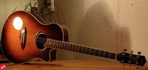Elektroakustische Gitarre - Yamaha APX 8D