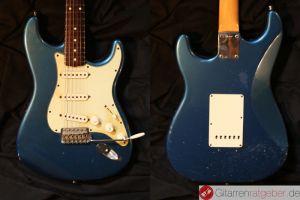Stratocaster-Korpusform