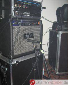 Gitarrenequipment