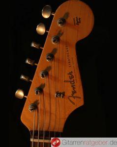 Fender Kopfplatte
