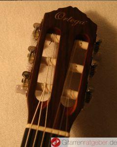 Kopfplatte Konzertgitarre