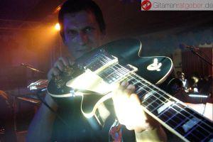 Gibson Les Paul - live