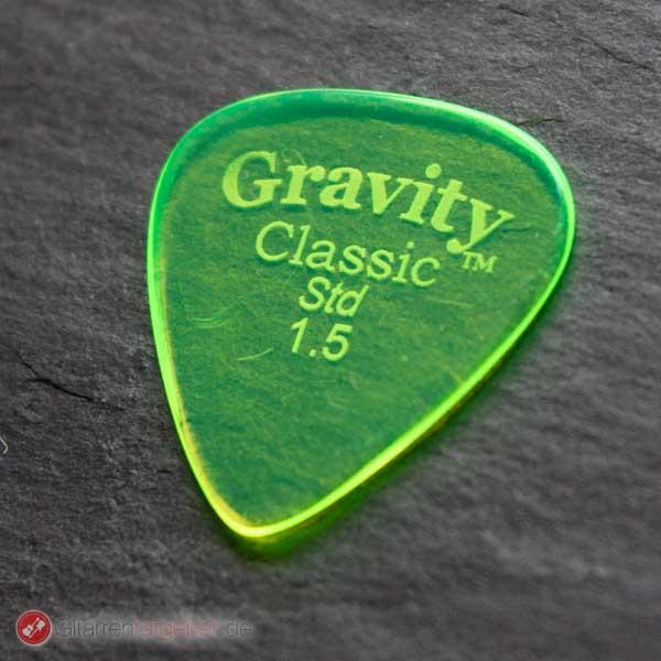 Gravity Plektrum Classic Std