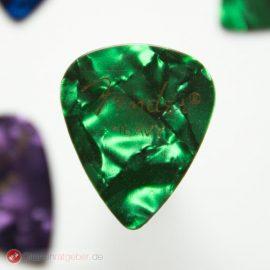 Fender 351 grün pearl