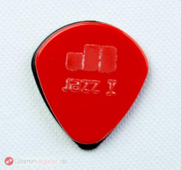 Jim Dunlop Jazz I und II übereinander