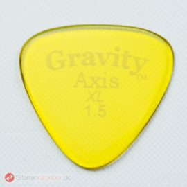 Gravity Picks Axis XL 1,5