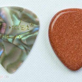 Timber Tones Crystal Tones Roter Sandstein Größenvergleich