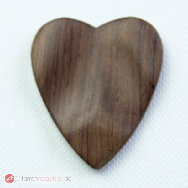 Timber Tones Heart Tones Palisander vorne