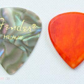 Timber Tones Jazzy Tones Orange Bone Größenvergleich