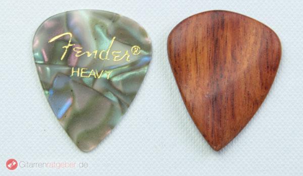 Timber Tones Groove Tones Palisander Größenvergleich