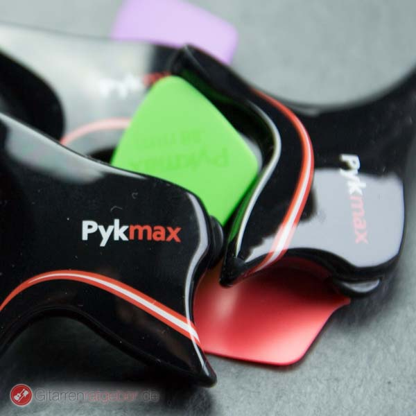 Pykmax Plektren Beautyshot