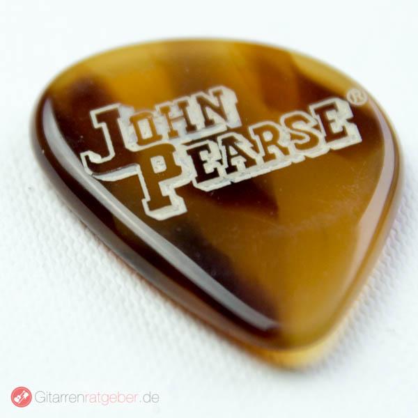 John Pearse Fast Turtle Plektren seitllich