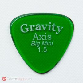 Gravity Picks Axis Big Mini 1,5