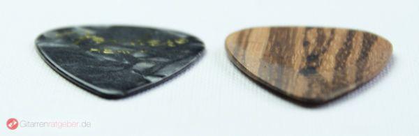 Timber Tones Zebrawood Höhenvergleich
