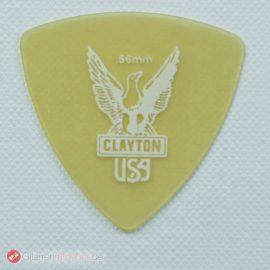 Clayton USA Plektrum Dreieck Ultem