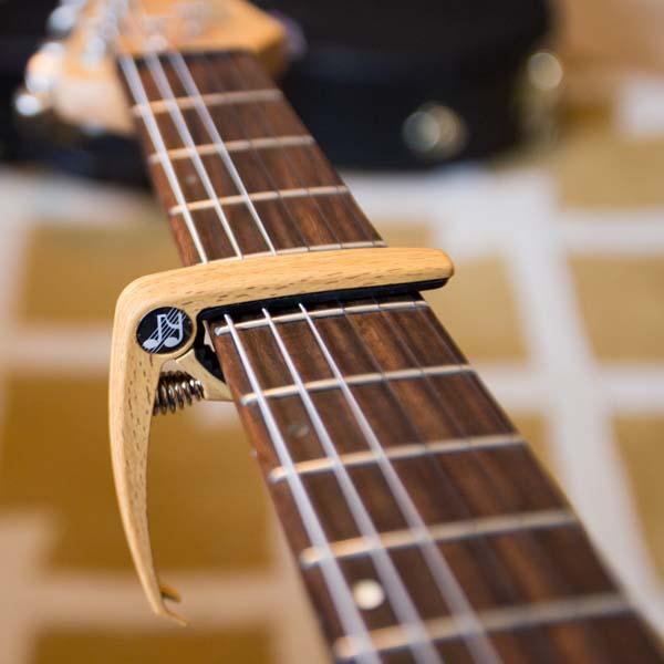 Musiklife Premium Kapodaster E-Gitarren-Hals