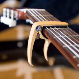 Musiklife Premium Kapodaster Konzertgitarrenhals