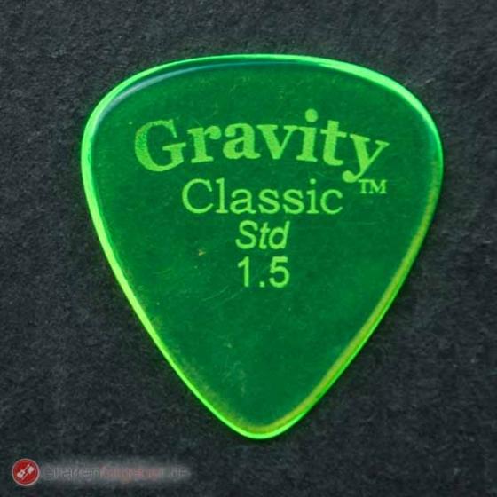 Gravity Picks Classic Std. 1,5