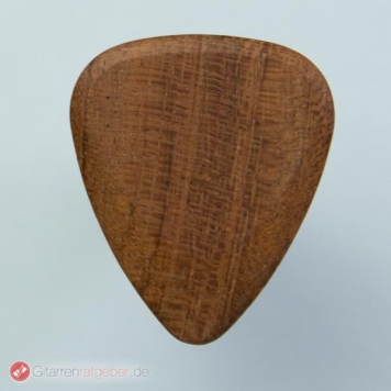 Timber Tones Ovangol Plektrum aus Holz