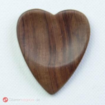 Timber Tones Heart Tones Palisander hinten