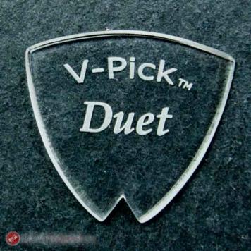 V-Pick Duet Plektrum
