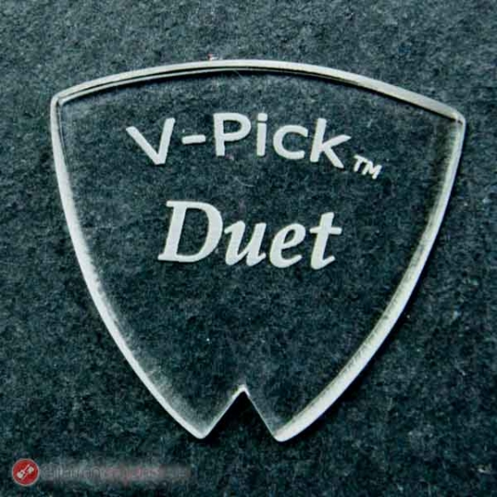 V-Pick Duet Plektrum