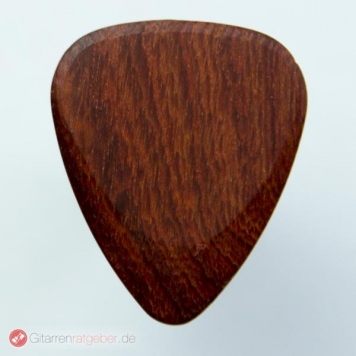 Timber Tones Santos Rosewood Plektrum