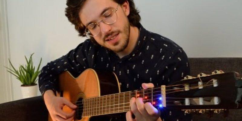 FretX – verrückte Greifhilfe für die Gitarre, aber brauchts's das wirklich?