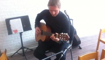 Gitarrenunterricht Flensburg